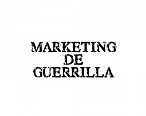 guerrilla marketing ideal para tiendas online