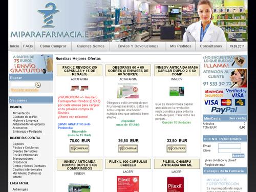 miparafarmacia.es