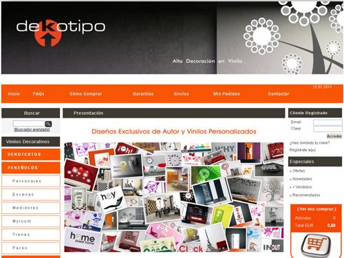 Crear vinilos online materiales de construcci n para la - Materiales de construccion on line ...