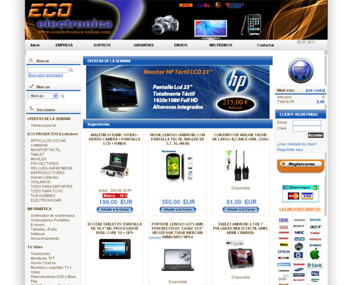 ecoelectronica online